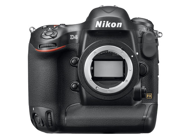 Nikon D4 レンタル