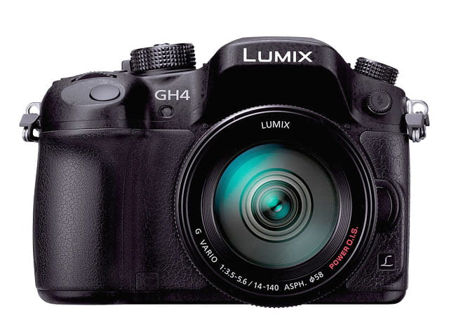 LUMIX DMC-GH4H