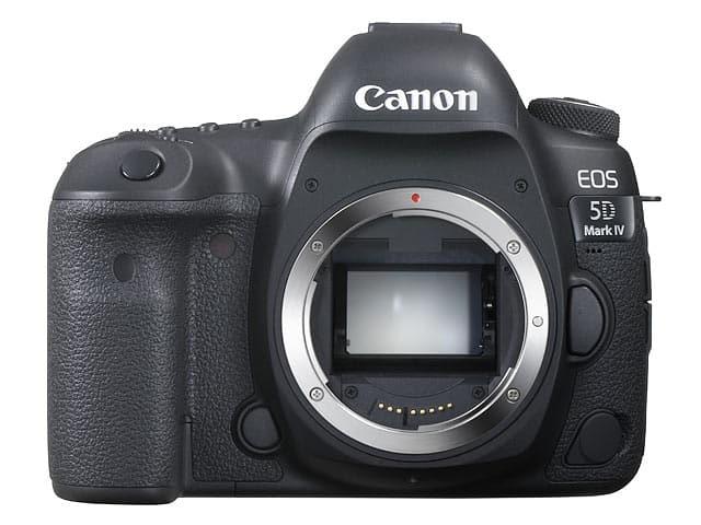 キャノン EOS 5D Mark IV