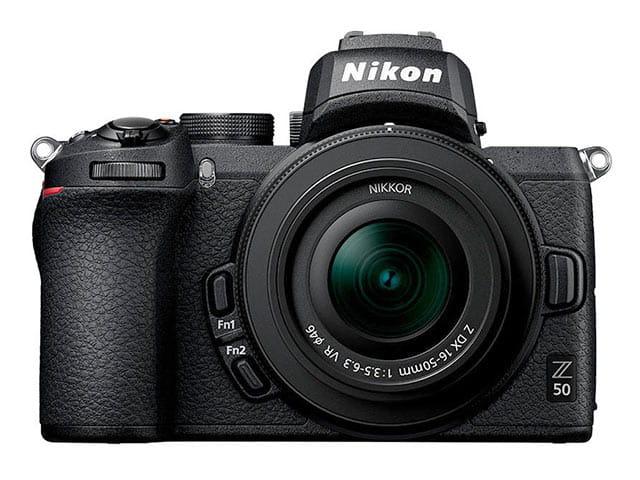 Nikon Z50(Z DX 16-50mm f/3.5-6.3 VR付き)