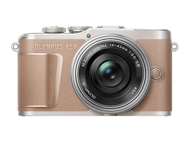 OLYMPUS PEN E-PL10(ブラウン)