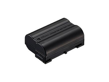 リチャージャブルバッテリー EN-EL15