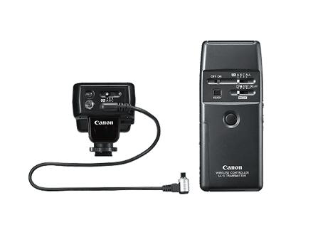 キャノン ワイヤレスコントローラー LC-5