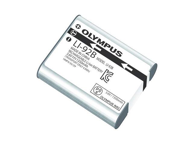 オリンパス リチウムイオン充電池 LI-92B