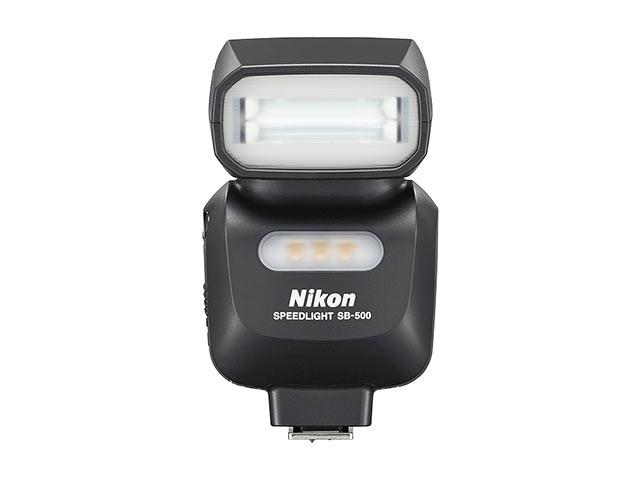 Nikonストロボ SB-500