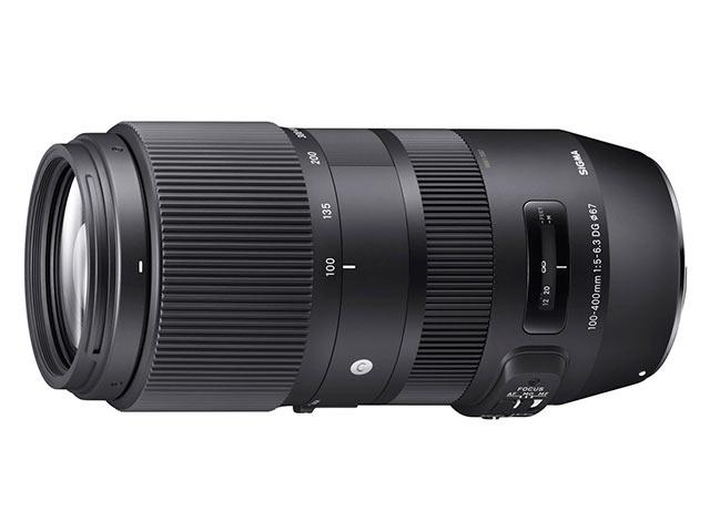 SIGMA 100-400mm F5-6.3 DG OS HSM Contemporary (キヤノン用)