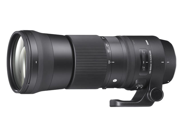 SIGMA 150-600mm F5-6.3 DG OS HSM Contemporary (キヤノン用)