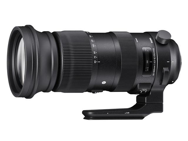 SIGMA 60-600mm F4.5-6.3 DG OS HSM Sports (キヤノン用)