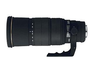 SIGMA APO 120-300mm F2.8 EX DG HSM(キヤノン用)