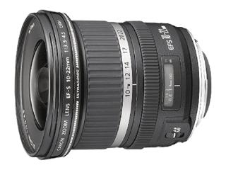 キヤノン Canon EF-S10-22mm F3.5-4.5 USM
