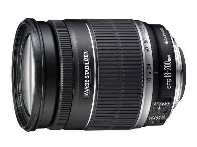 キヤノン Canon EF-S18-200mm F3.5-5.6 IS