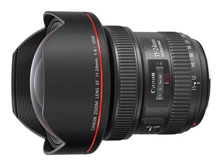 キヤノン Canon・EF11-24mm F4L USM