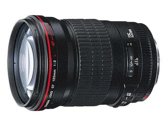 キヤノン Canon EF135mm F2L USM