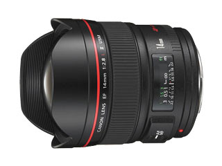 キヤノン Canon EF14mm F2.8L II USM