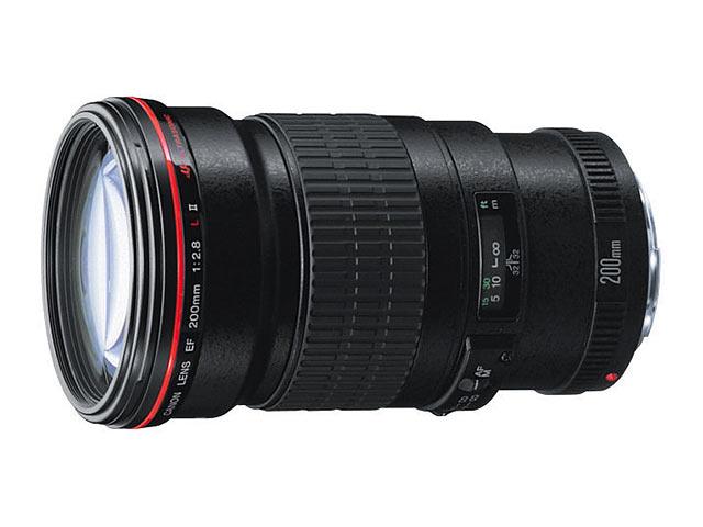 キヤノン Canon EF200mm F2.8L II USM