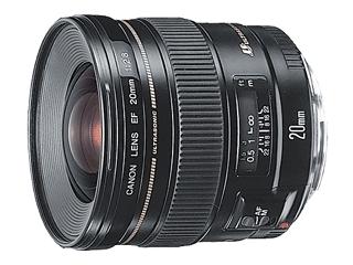 キヤノン Canon EF20mm F2.8 USM