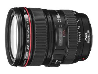 キヤノン Canon EF24-105mm F4L IS USM