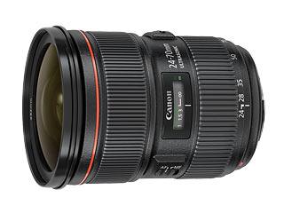 キヤノン Canon EF24-70mm F2.8L II USM