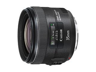 キヤノン Canon EF35mm F2 IS USM