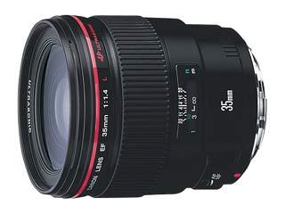 キヤノン Canon EF35mm F1.4L USM