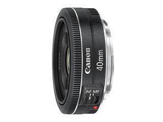 キヤノン Canon EF40mm F2.8 STM