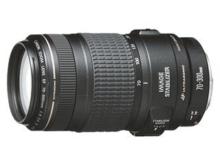 キヤノン Canon EF70-300mm F4-5.6 IS USM