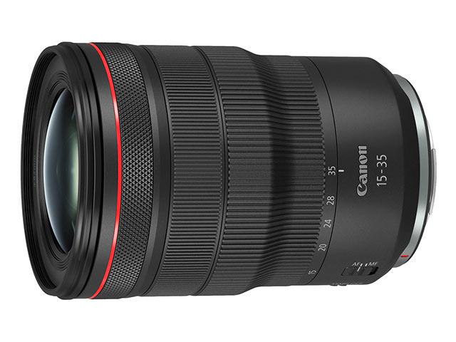キヤノン Canon RF15-35mm F2.8 L IS USM