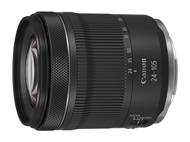 RF24-105mm F4-7.1 IS STM
