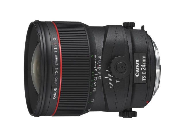 キヤノン Canon ts-e24-f35l-ii