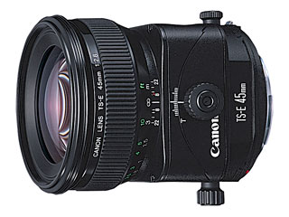 キヤノン Canon TS-E45mm F2.8