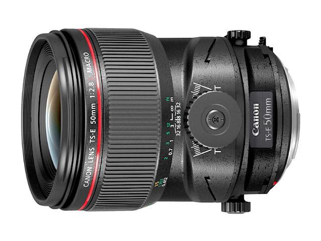 キヤノン Canon TS-E50mm F2.8L マクロ
