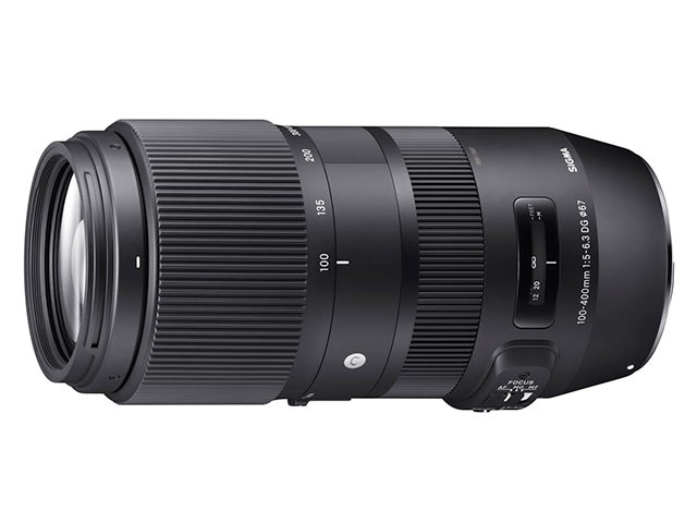 SIGMA 100-400mm F5-6.3 DG OS HSM Contemporary (ニコン用)