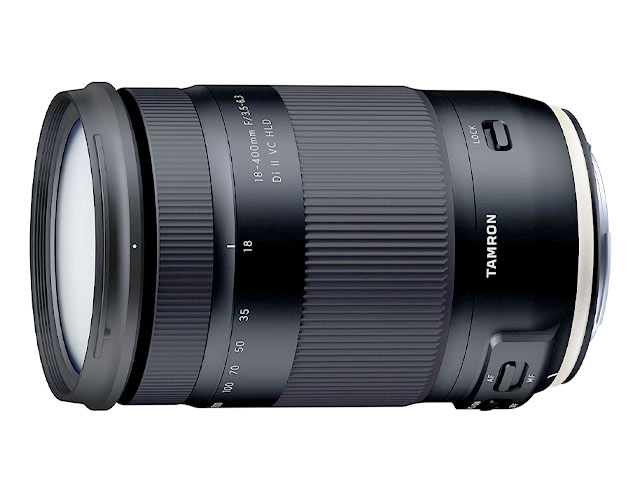 TAMRON 18-400mm F3.5-6.3 Di II VC HLD (ニコン用)