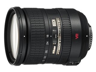 ニコン Nikon AF-S DX VR Zoom-Nikkor 18-200mm f/3.5-5.6G IF-ED
