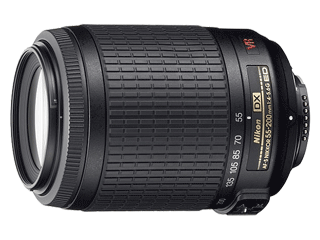 ニコン Nikon AF-S DX VR Zoom-Nikkor 55-200mm f/4-5.6G IF-ED