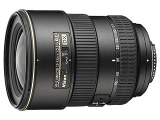 ニコン Nikon AF-S DX Zoom-Nikkor 17-55mm f/2.8G IF-ED