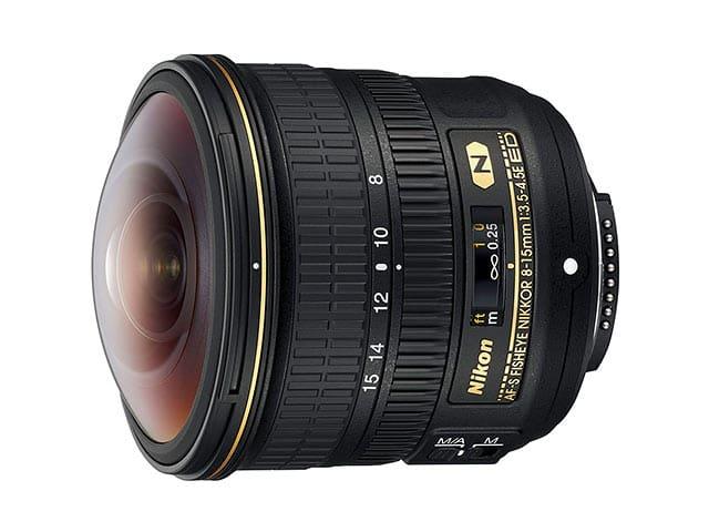 ニコン Nikon AF-S Fisheye NIKKOR 8-15mm f/3.5-4.5E ED
