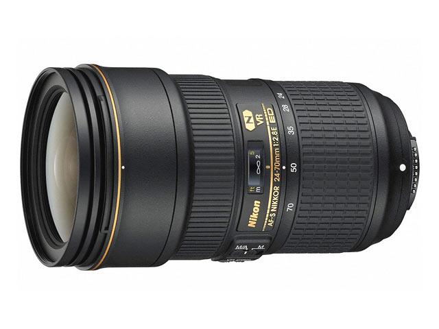 ニコン Nikon AF-S NIKKOR 24-70mm f/2.8E ED VR