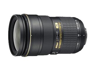 ニコン Nikon AF-S NIKKOR 24-70mm f/2.8G ED