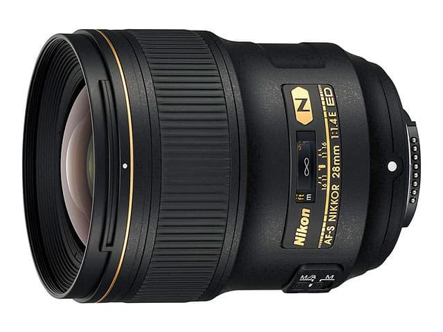 ニコン Nikon AF-S NIKKOR 28mm f/1.4E ED