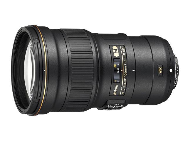 ニコン Nikon AF-S NIKKOR 300mm f/4E PF ED VR