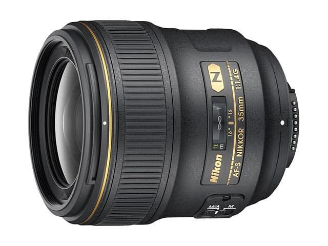 ニコン Nikon AF-S NIKKOR 35mm f/1.4G