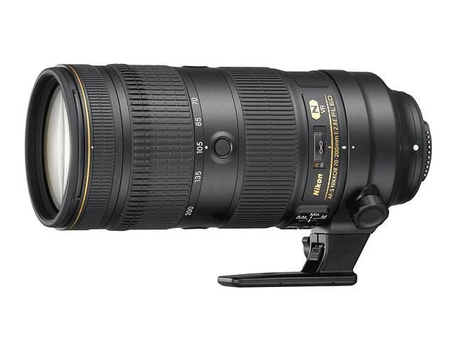 ニコン Nikon AF-S NIKKOR 70-200mm f/2.8E FL ED VR