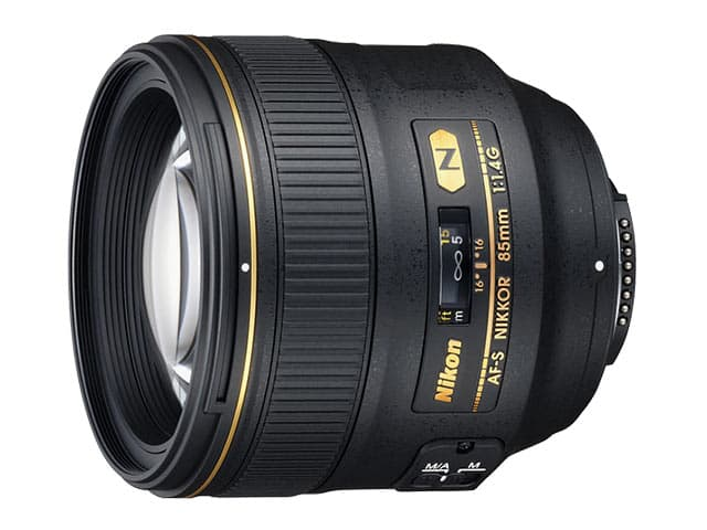 ニコン Nikon AF-S NIKKOR 85mm f/1.4G
