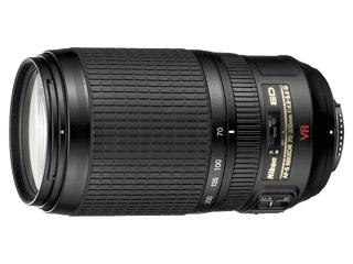 ニコン Nikon AF-S VR Zoom-Nikkor 70-300mm f/4.5-5.6G IF-ED
