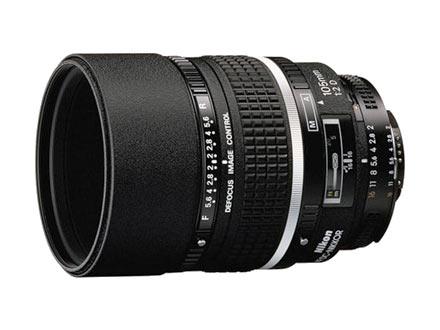 ニコン Nikon Ai AF DC-Nikkor 105mm f/2D