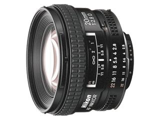 ニコン Nikon Ai AF Nikkor 20mm f/2.8D