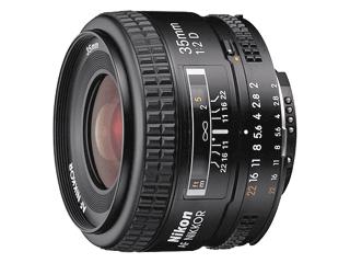 ニコン Nikon Ai AF Nikkor 35mm f/2D
