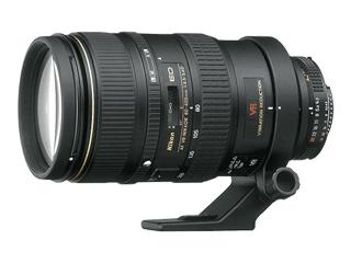 ニコン Nikon Ai AF VR Zoom-Nikkor 80-400mm f/4.5-5.6D ED