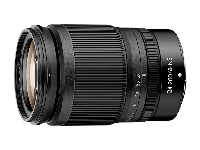 ニコン NIKKOR Z 24-200mm f/4-6.3 VR